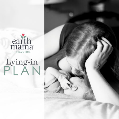 Create Your Own Personalized Postpartum Lying-in Plan